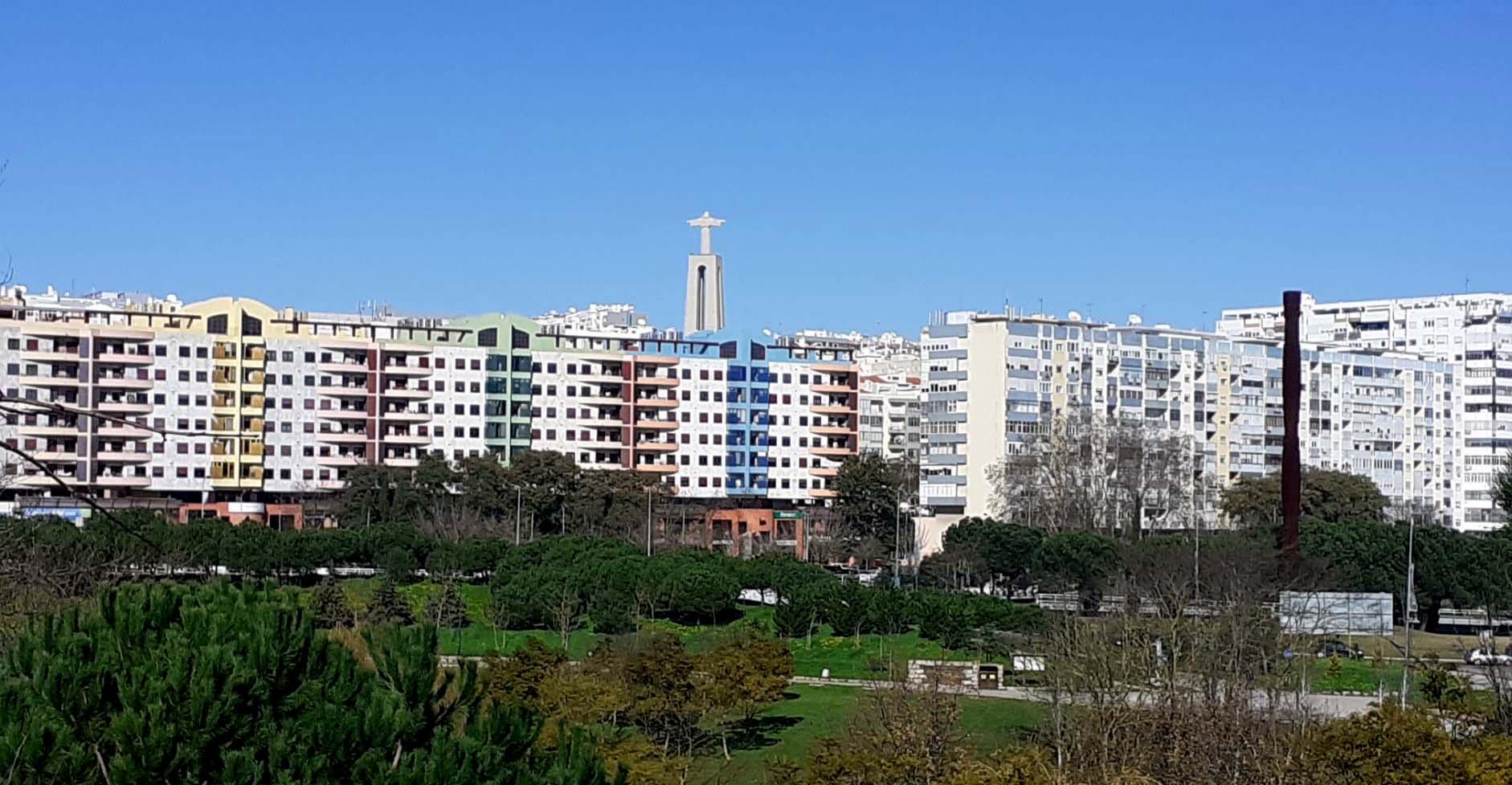 Censos 2021: Almada é o oitavo município mais populoso do país