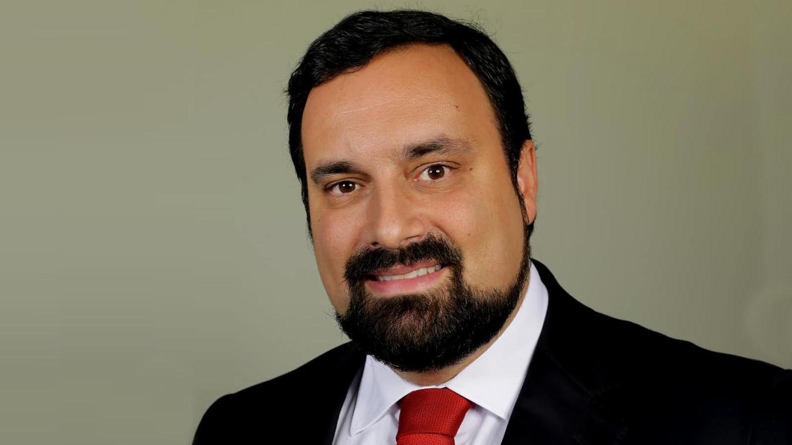 Nuno Matias é o candidato do PSD à Câmara Municipal de Almada